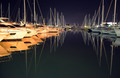 Harbor at night - PhotoDune Item for Sale