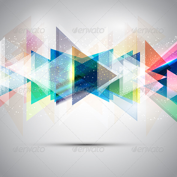 GraphicRiver Abstract Background 5653619