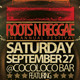 Roots n Reggae Flyer  - GraphicRiver Item for Sale