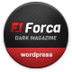 Forca - Responsive News/Magazine Theme - ThemeForest Item for Sale