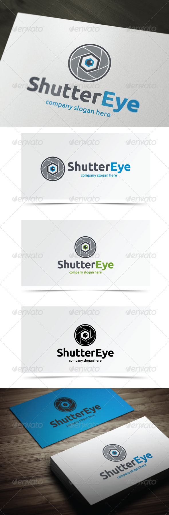 GraphicRiver Shutter Eye 5658415