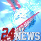 24 Live News Broadcast Pack - VideoHive Item for Sale