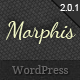 Morphis - Responsive WordPress Theme - ThemeForest Item for Sale