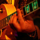 Rasta Man Playing Guitar - VideoHive Item for Sale