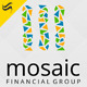 Mosaic Logo Template - GraphicRiver Item for Sale