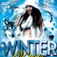 Winter Party Flyer Template - GraphicRiver Item for Sale
