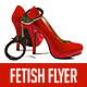 Fetish Night Flyer - GraphicRiver Item for Sale