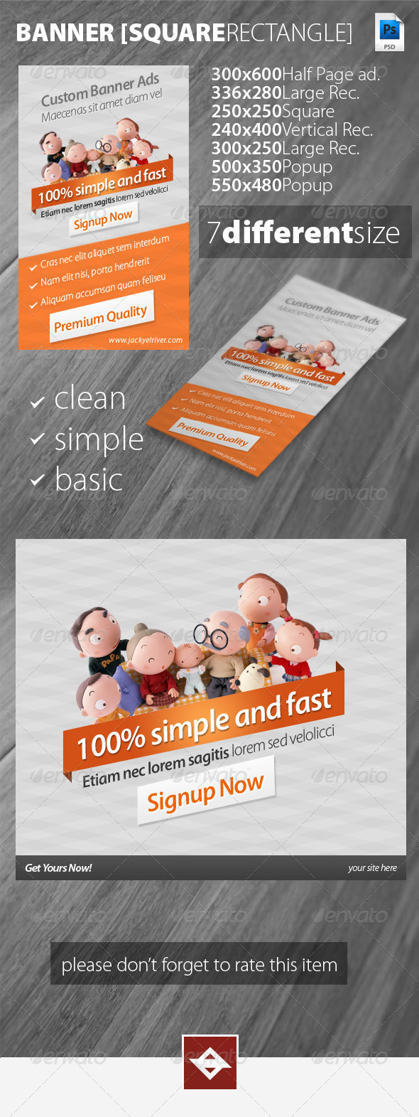 GraphicRiver Banner Ads 5672792