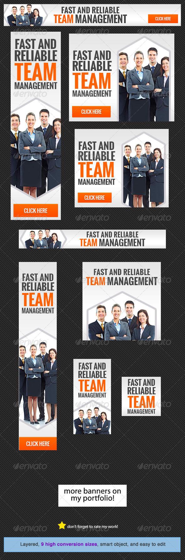 GraphicRiver Corporate Web Banner Design Template 24 5673696