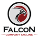 Falcon Logo Template - GraphicRiver Item for Sale