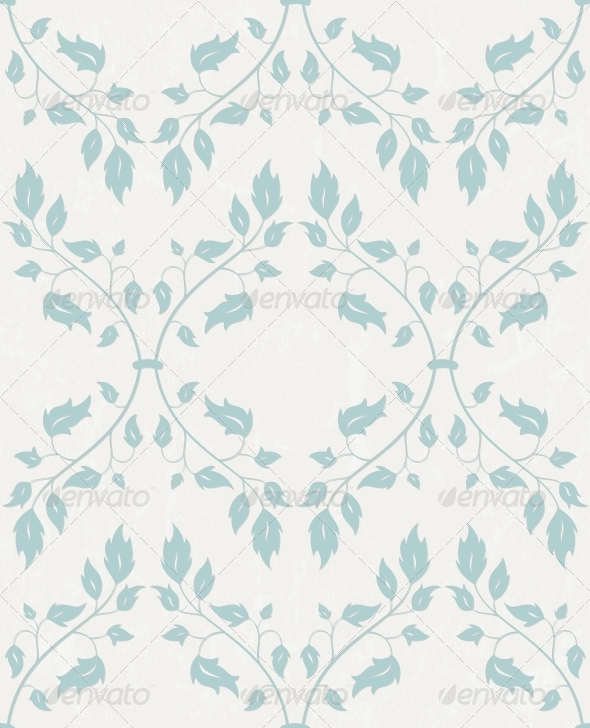 GraphicRiver Seamless Pattern Floral Background 5677655
