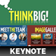 Think Big Keynote Presentation - GraphicRiver Item for Sale
