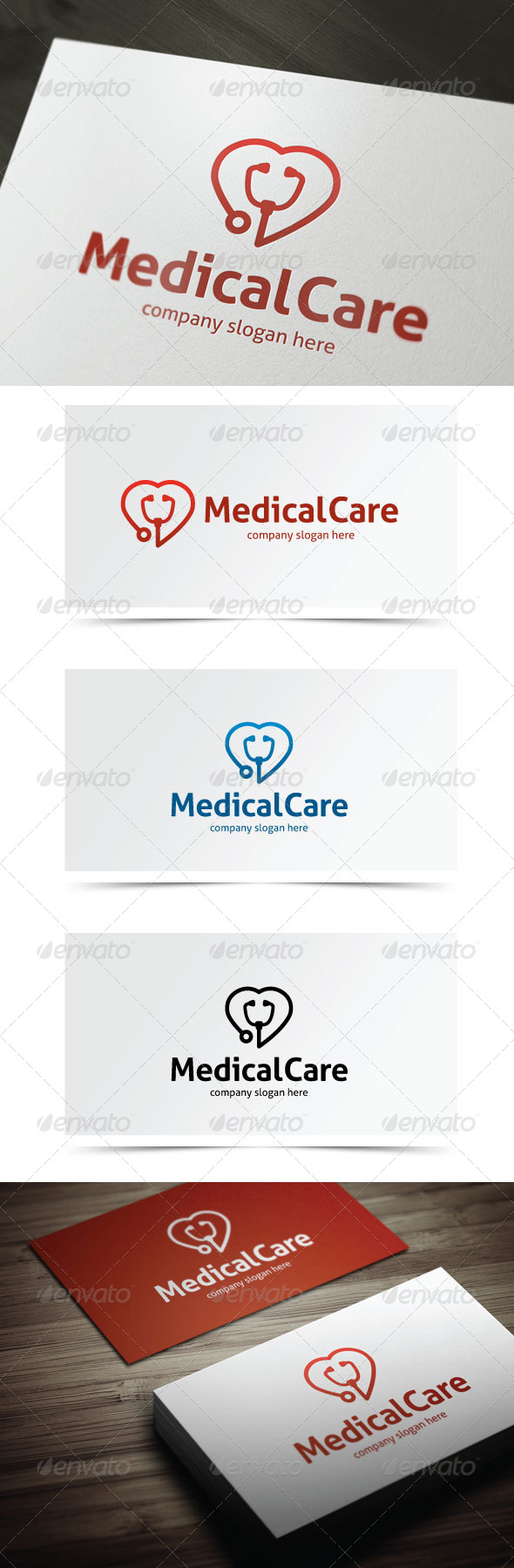 GraphicRiver Medical Care 5682358