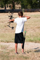 Teen boy bow hunting - PhotoDune Item for Sale