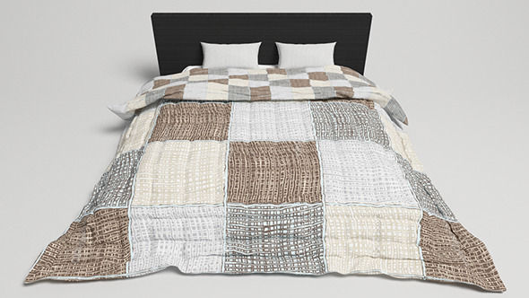 3DOcean Bed Design 2 VRAYforC4D 5683083