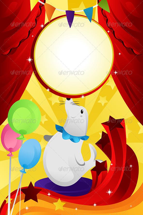 GraphicRiver Circus Theme 5684871