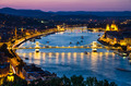 Szechenyi Chain or Lanchid bridge, Budapest - PhotoDune Item for Sale