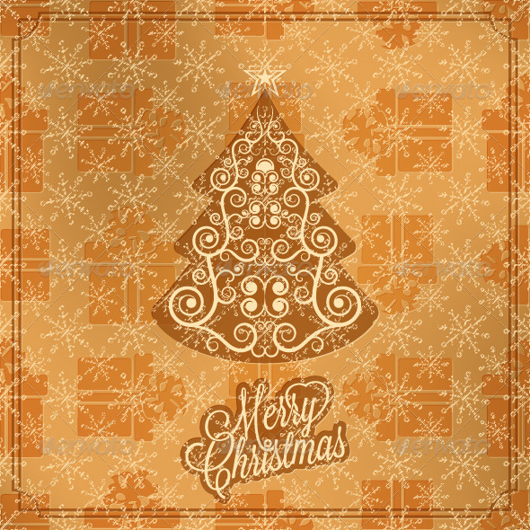 GraphicRiver Holiday Merry Christmas and New Year 5685397