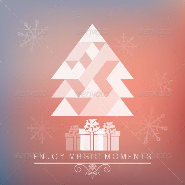 GraphicRiver Holiday Merry Christmas and New Year 5685400