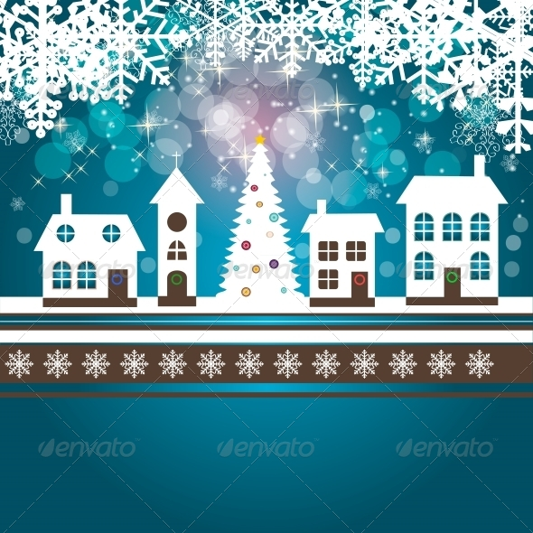 GraphicRiver Set of Cards with Christmas Balls Stars and Snowflakes 5689819