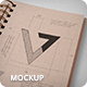 Sketchbook Mock-up & Sketch Actions - GraphicRiver Item for Sale