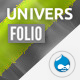 Universefolio Multipurpose Drupal Theme - ThemeForest Item for Sale