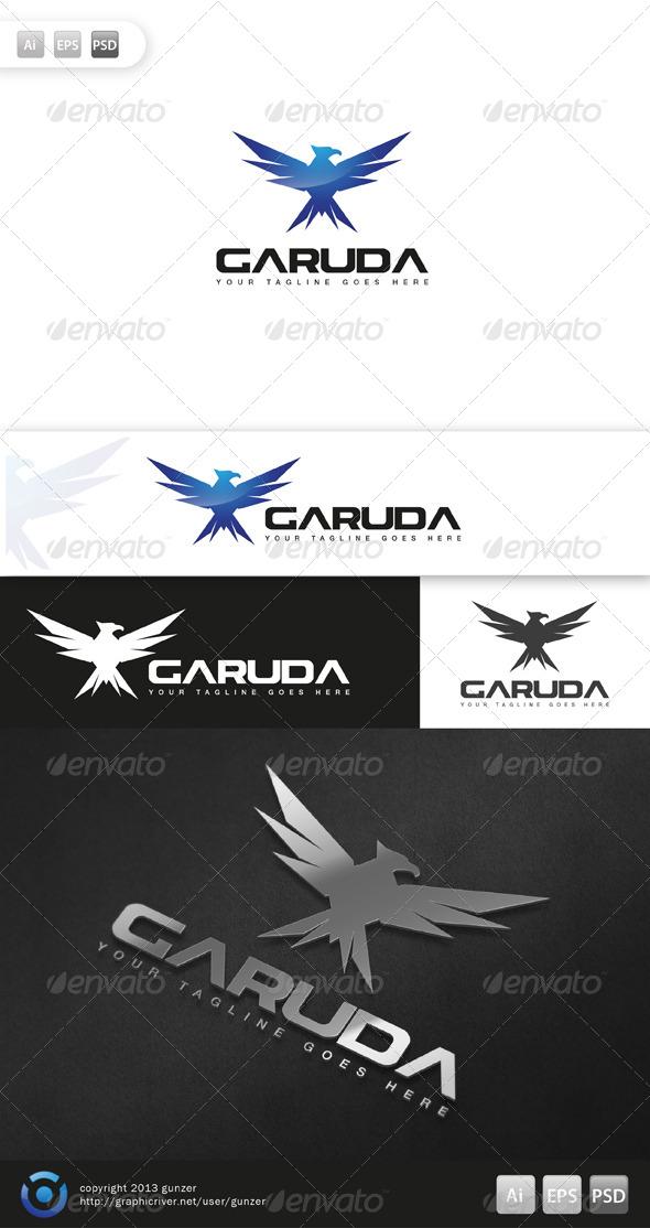 GraphicRiver Garuda Logo 5695913