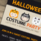 Halloween Costume Party Invitation - GraphicRiver Item for Sale