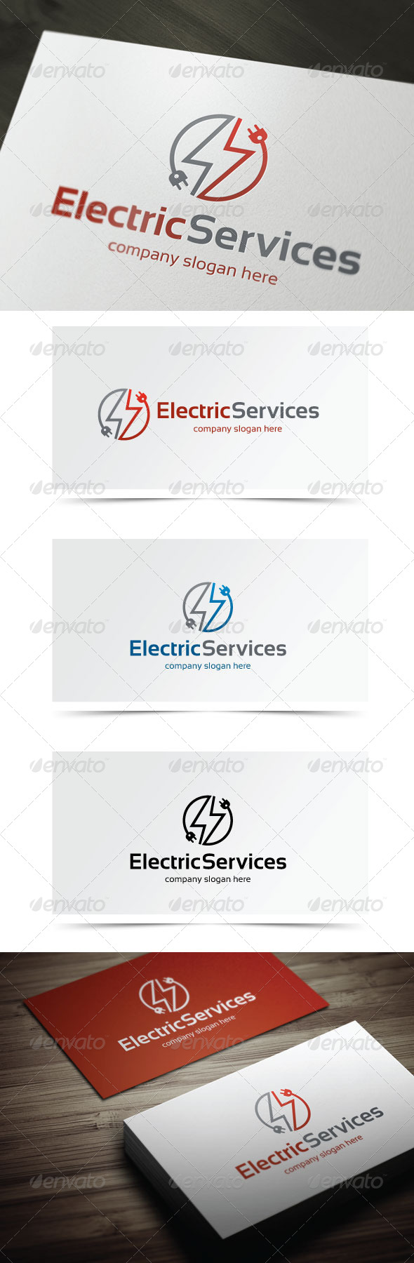 GraphicRiver Electric Services 5698659