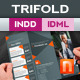 Corporate Tri-fold Brochure V5 - GraphicRiver Item for Sale