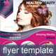 Beauty & Education Flyers - GraphicRiver Item for Sale