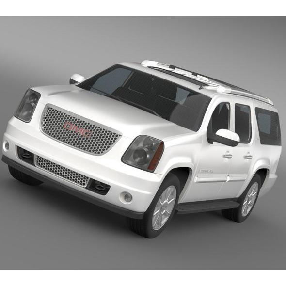 3DOcean GMC Denali XL 5705029