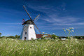 Windmill Myreagre Molle on Bornholm - PhotoDune Item for Sale