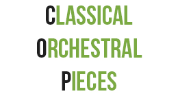 Classical, Orchestral Pieces