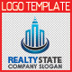 Realty State Logo Template - GraphicRiver Item for Sale