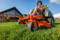 Riding lawnmower - PhotoDune Item for Sale