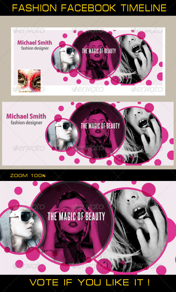 GraphicRiver Fashion Facebook Timeline 01 5709824