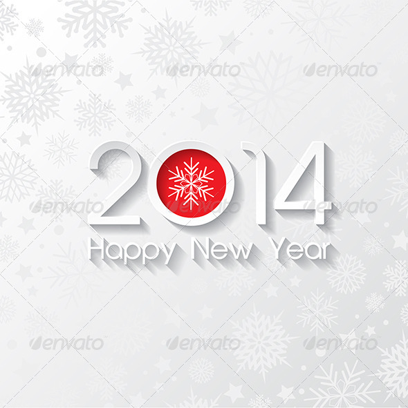 GraphicRiver New Year Design 5710636
