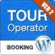Tour Operator: WP theme with Reservation System - ThemeForest Item for Sale