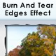 Burn and Tear Edges Effect for Images - ActiveDen Item for Sale