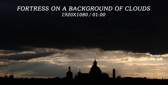 VideoHive Fortress On A Background Of Clouds 3 5713062