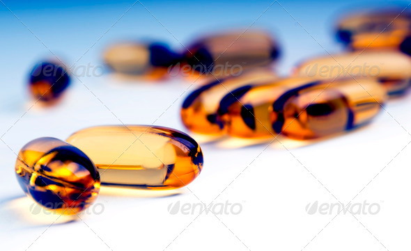 Capsules - Stock Photo - Images