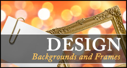DESIGN Backgrounds and Frames