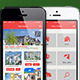 Real Estate Application for Smartphones - GraphicRiver Item for Sale
