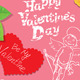 Valentines Day Seamless Pattern - GraphicRiver Item for Sale