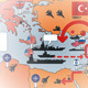 Military World Map Infographics Kit - GraphicRiver Item for Sale