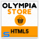 Olympia responsive Html5 eCommerce - ThemeForest Item for Sale