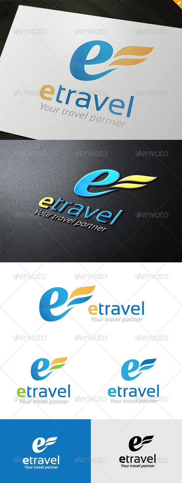 GraphicRiver Travel Agency Logo V1 5717787