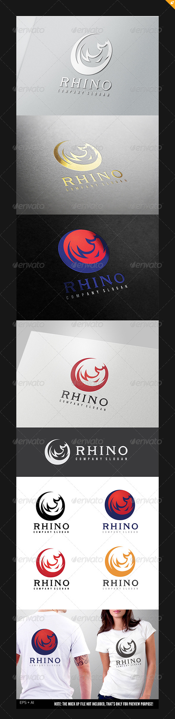 GraphicRiver Rhino V1 5718013