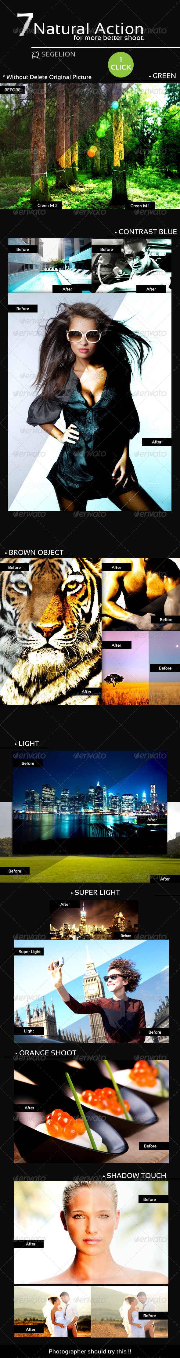 GraphicRiver 7 Natural Action 5723182